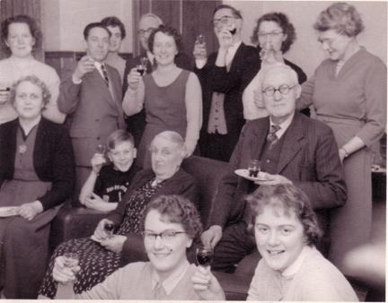 Dagleish family do mid 50s